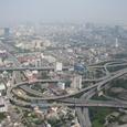 大都会バンコク
