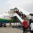 バンコク航空でサムイ島へ