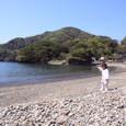 春の西伊豆大田子海岸