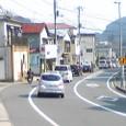 河津町湯ヶ野の桜渋滞