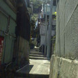 西伊豆田子の路地
