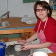 陶芸に挑戦