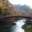 日光の紅葉 神橋