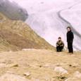 S40ゴルナーグラートの氷河